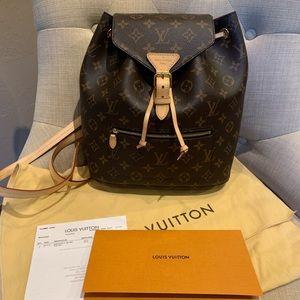 Louis Vuitton Montsouris NM Backpack